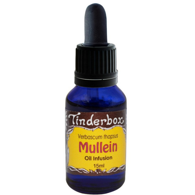 Tinderbox Mullein Oil Infusion 15ml