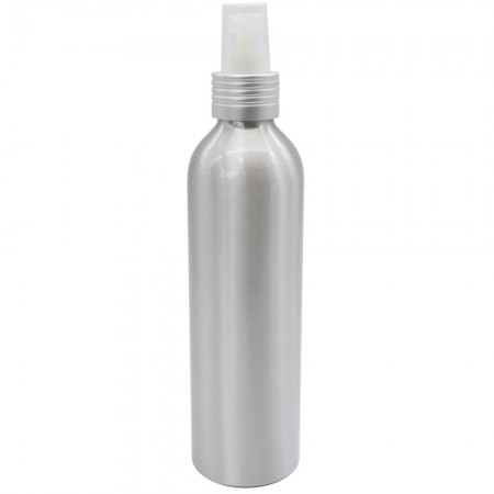 Silver Aluminium Atomiser Bottle 250ml