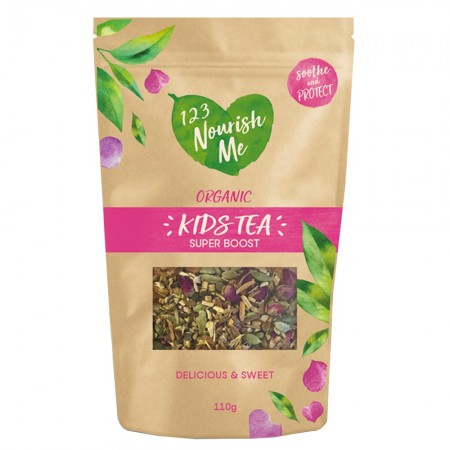 123 Nourish Me Kids Tea Super Boost