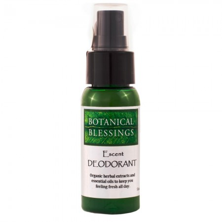 Botanical Blessings Deodorant Escent