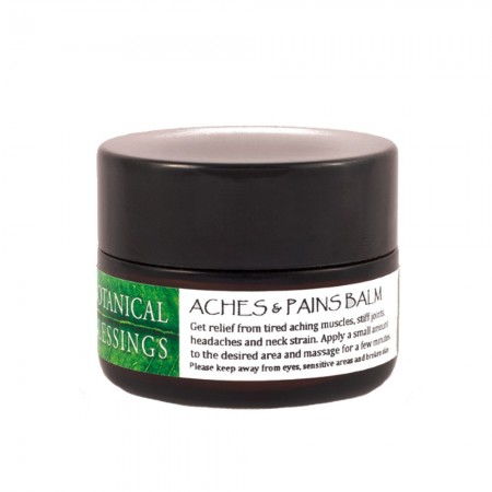 Botanical Blessings Aches and Pains Balm