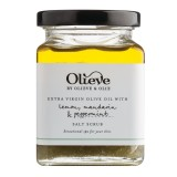 Olieve Salt Scrub - lemon, mandarin and peppermint