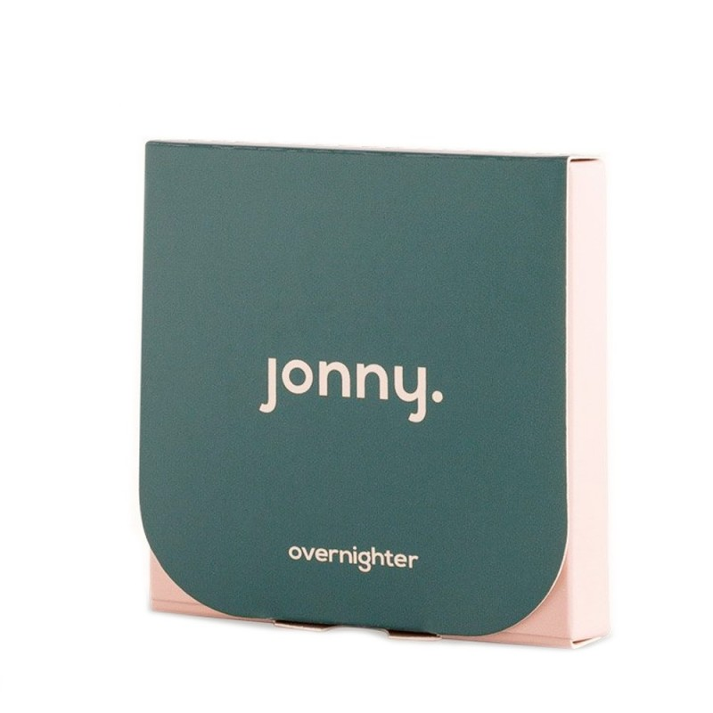 Jonny Vegan Condoms 3pk - Overnighter