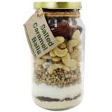 RAW Bliss Ball Mix in Jar - Salted Caramel