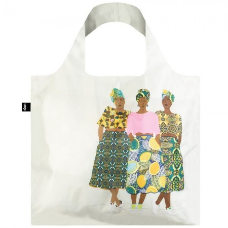 Loqi Reusable Shopping Bag - Grlz Band