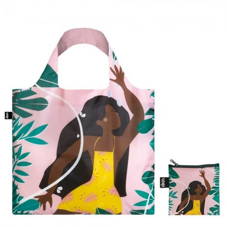 Loqi Reusable Shopping Bag Joyful & Free