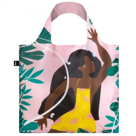 Loqi Reusable Shopping Bag - Joyful & Free