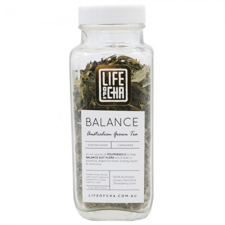 Life of Cha Wild Harvested Loose Leaf Tea - Balance