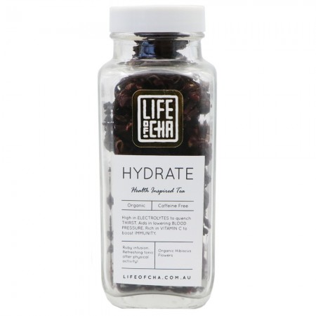 Life of Cha Organic Loose Leaf Tea - Hydrate