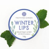 The Physic Garden - Winter Lips Lip Balm 14g