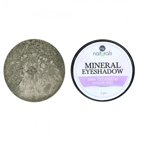 MG Naturals Mineral Eye Shadow - Olive Sparkles