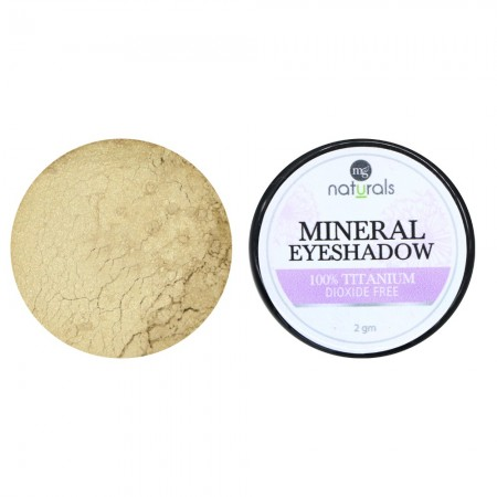 MG Naturals Mineral Eye Shadow - Antique Gold