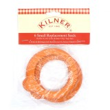 Kilner Replacement Rubber Seals 6pk - Small