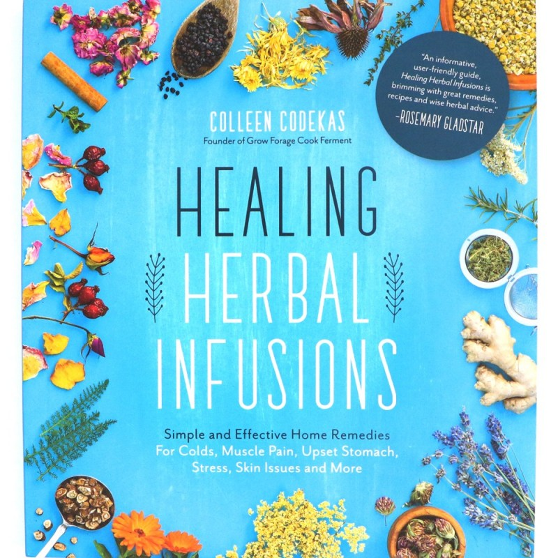 Book Healing Herbal Infusions