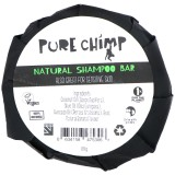 Pure Chimp Natural Shampoo Bar 80g
