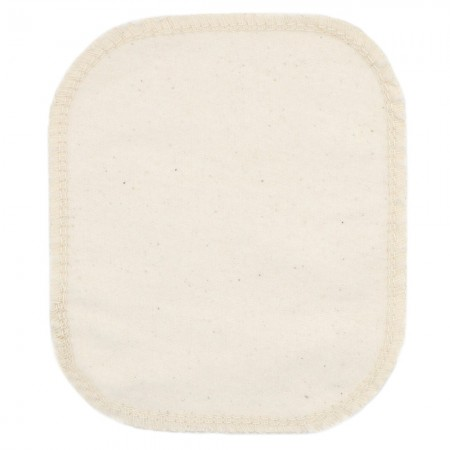 Biome Organic cotton flannel cloth wipes 15cm x 12cm - set of 5