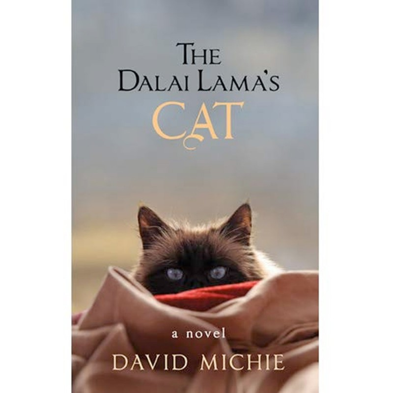 Book The Dalai Lama's Cat