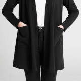 Dorsu Cardigan - Black