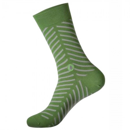 Conscious Step Socks That Plant Trees II - Grey Stripe