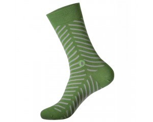 Conscious Step Socks That Plant Trees II (Grey Stripe) - Unisex