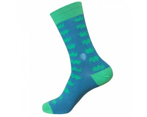 Conscious Step Socks That Protect Elephants - Womens