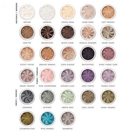 Lily Lolo Mineral Eye Shadow Mystery 2g