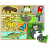 Green Start book & puzzle kit - in the rainforest