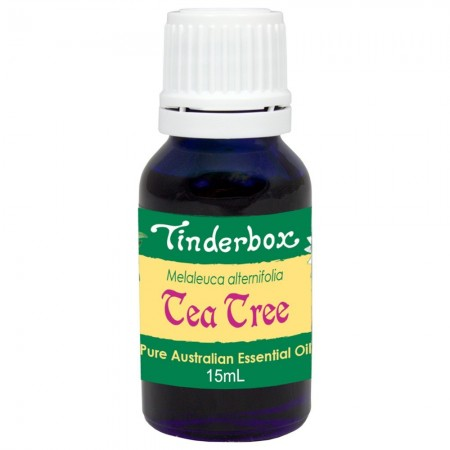 Tinderbox Essential Oil 15ml - Tea Tree