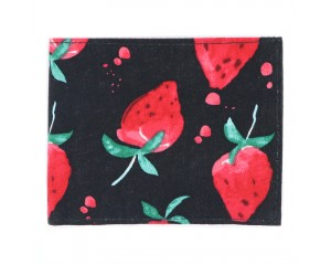 Beekeeper Parade Wallet Strawberry