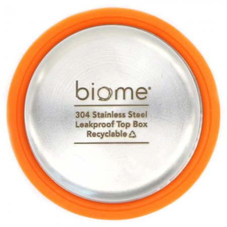 Biome Good To Go Stainless Steel Nesting Containers - Set of 5