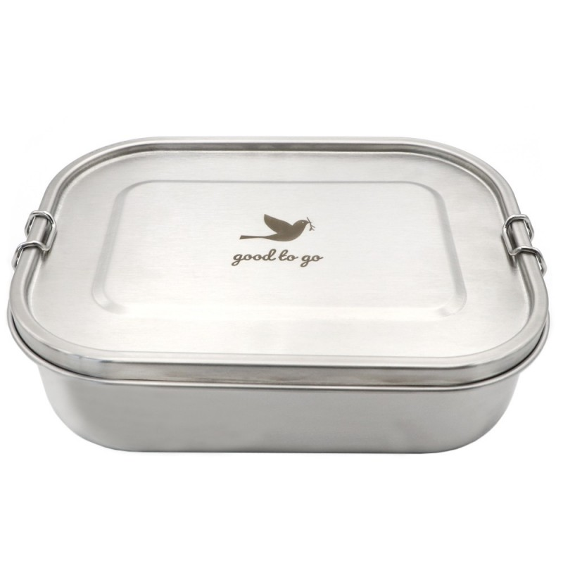 Biome Good To Go Stainless Steel Lunchbox 1.4L