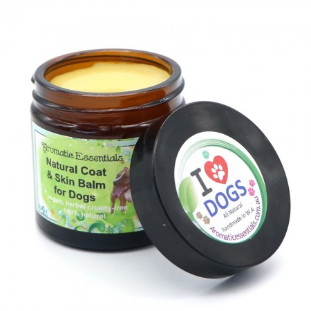 Aromatic Essentials Coat & Skin Balm for Dogs 65g
