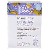 Love Beauty Foods Beauty Tea 60g - Fountain of Youth