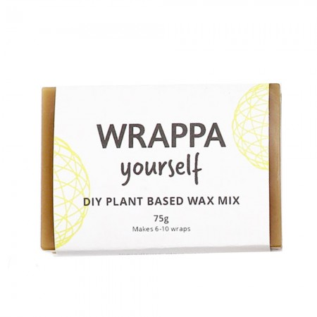 WRAPPA DIY Plant Based Wax Mix 75g