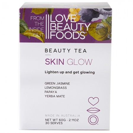 Love Beauty Foods Beauty Tea 60g - Skin Glow