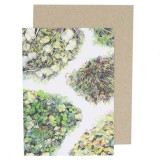 Ingrid Bartkowiak Art Greeting Card - Queensland Biomes