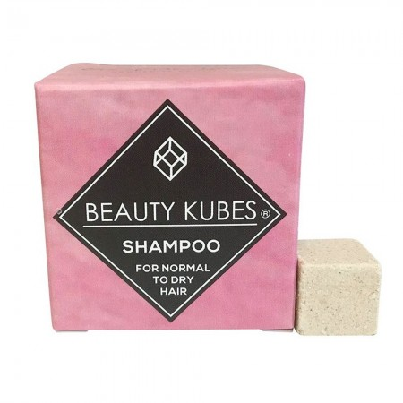 Beauty Kubes Shampoo Normal to Dry Hair