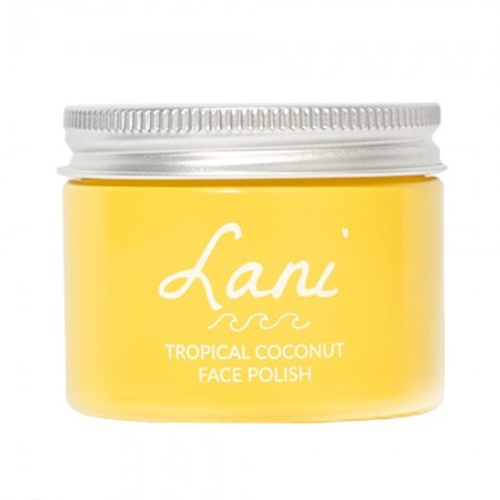 Lani Tropical Coconut Face Polish