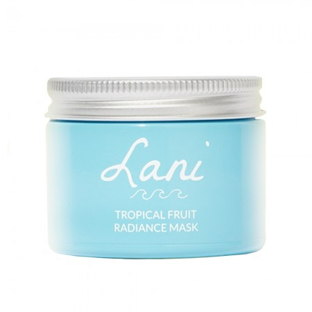 Lani Tropical Fruit Radiance Mask