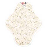 Hannahpad Small Cloth Pad 2pk - Edelweiss Ivory