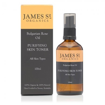 James St Organics Purifying Skin Toner 100ml