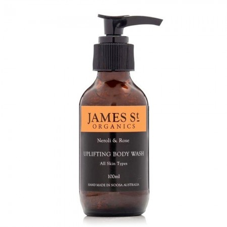 James St Organics Uplifting Body Wash 100ml