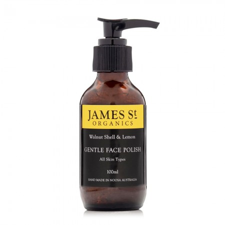 James St Organics Gentle Face Polish 100ml