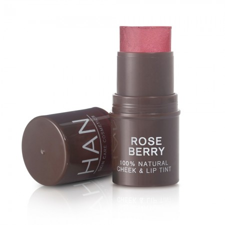HAN Cosmetics Cheek and Lip Tint - Rose Berry