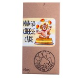 Veggie Paws Gourmet Dog Treats - Mango Cheese Cake