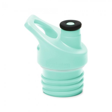 Klean Kanteen Cap - Sports Cap 3.0 Silicone Spout Beach Glass