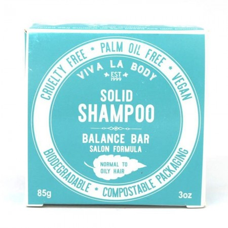 Viva La Body Solid Shampoo Bar 85g - Balance