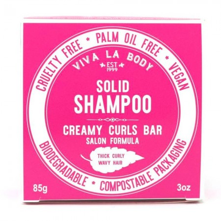 Viva La Body Shampoo Bar 85g - Creamy Curls