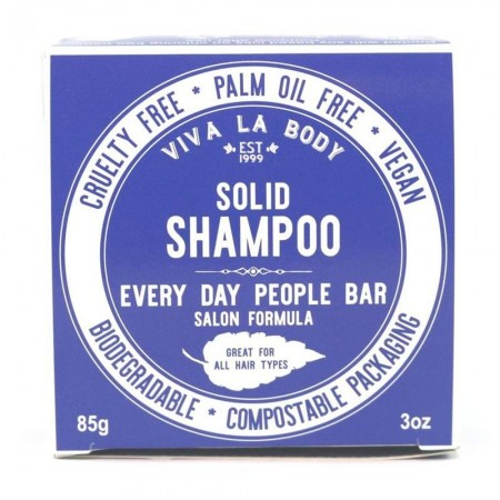 Viva La Body Shampoo Bar 85g - Every Day People
