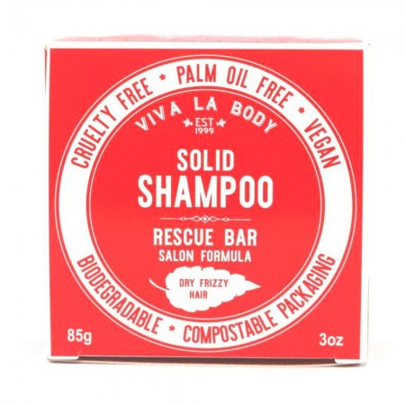 Viva La Body Shampoo Bar 85g - Rescue